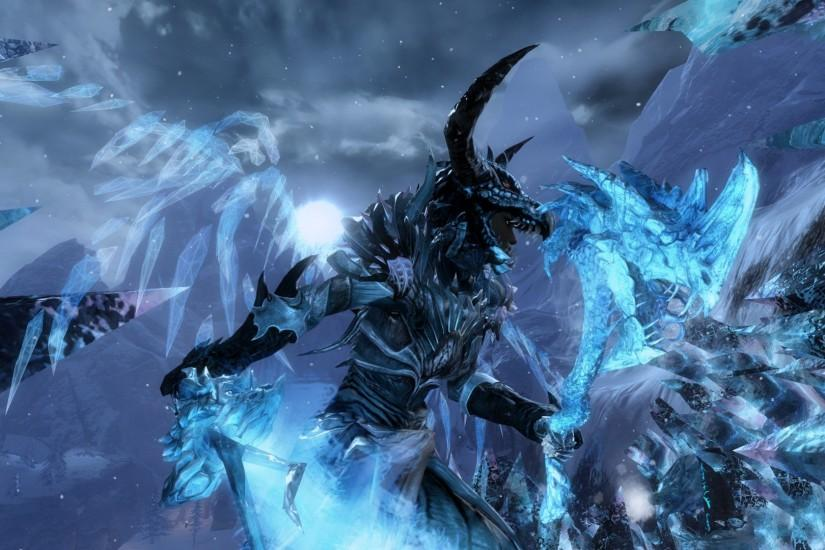 Ice Dragon Wallpapers