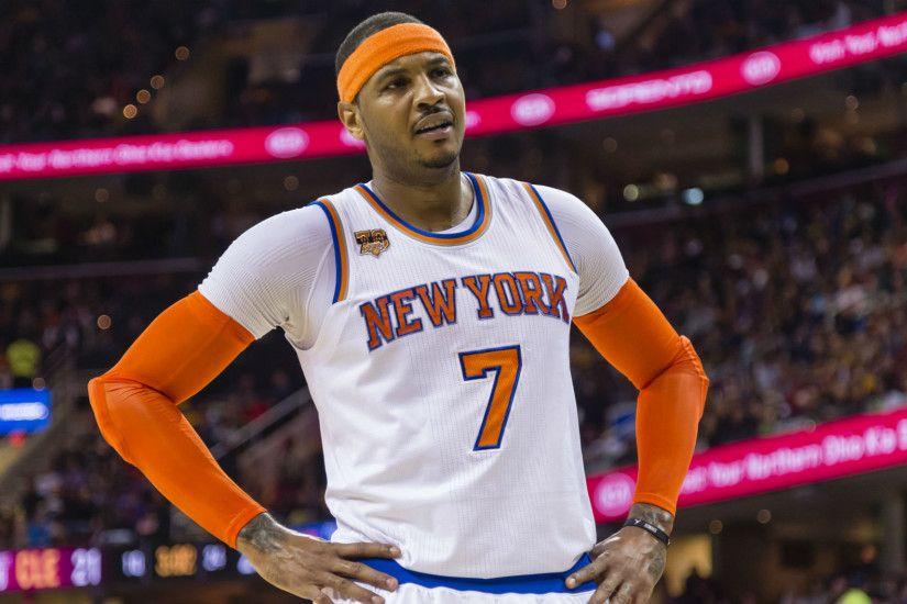 NBA trade rumors: Knicks, Thunder agree on Carmelo Anthony deal | NBA |  Sporting News