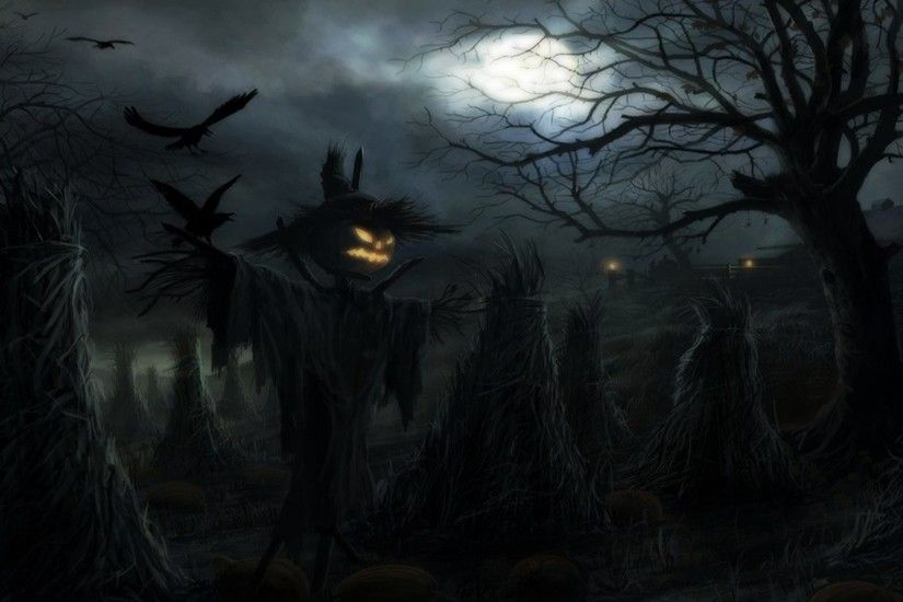 Scary Halloween Background wallpaper