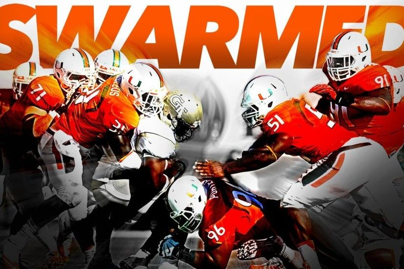 2013-14 Wallpapers - University of Miami Hurricanes Official .