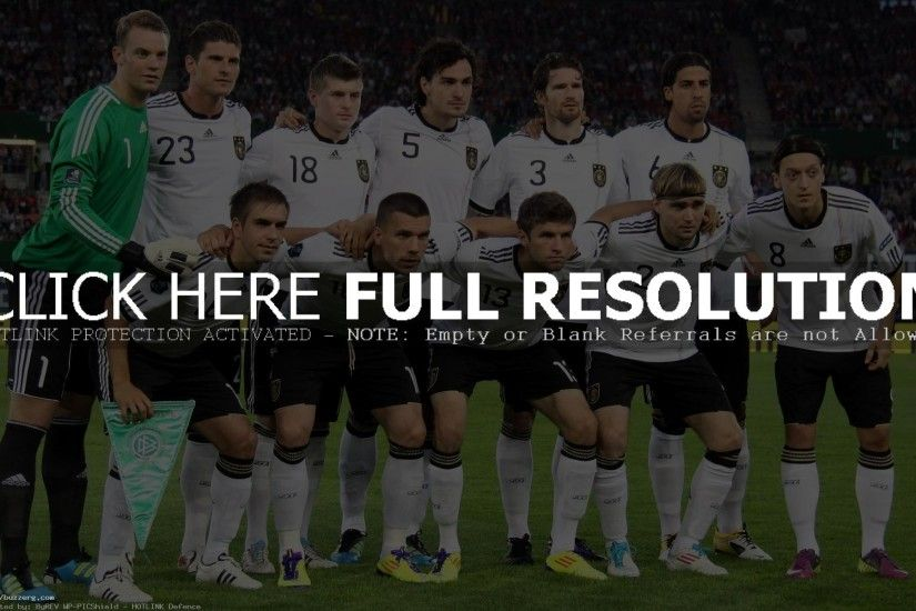 National Germany Football Team World Cup 2014 (id: 184367)