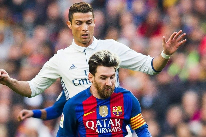 1920x1080 Real Madrid superstar, Cristiano Ronaldo wants salary similar to  Barcelona's rival, Lionel Messi
