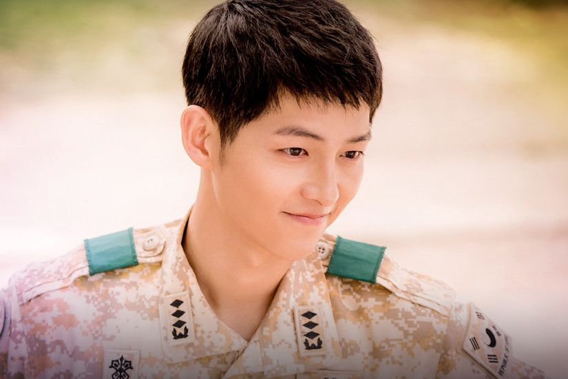 Descendants of The Sun Song Joong Ki Wallpaper