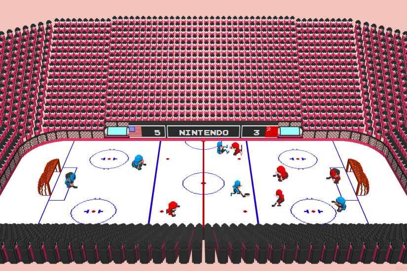 Video Game - Ice Hockey Hockey Wallpaper
