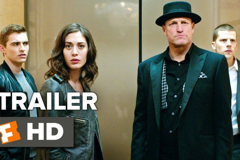 Now You See Me 2 Official Teaser Trailer #1 (2015) - Woody Harrelson,  Daniel Radcliffe Movie HD - YouTube