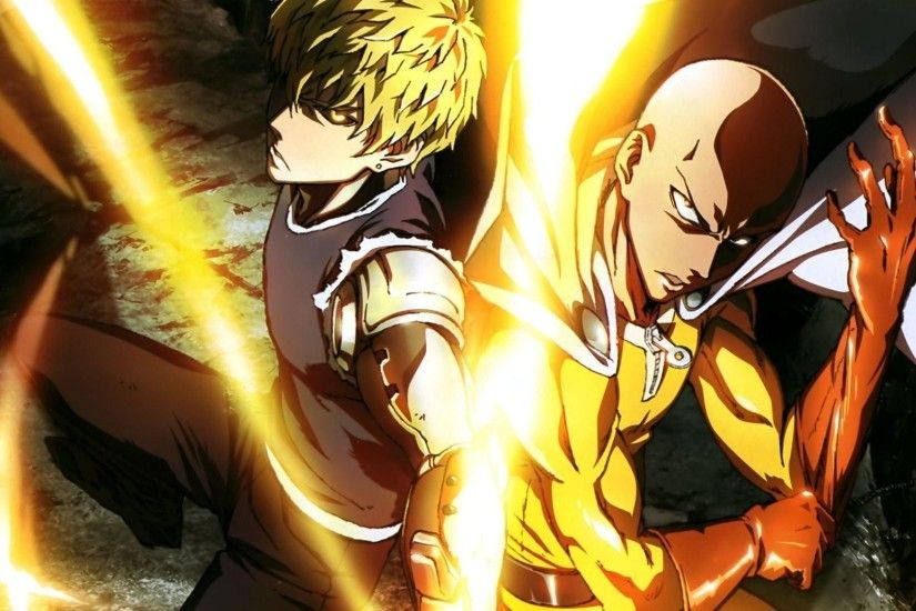 14+ Saitama One Punch Man wallpapers HD Download