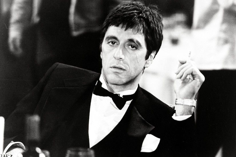 Tony Montana Scarface Movie Hd Wallpaper X