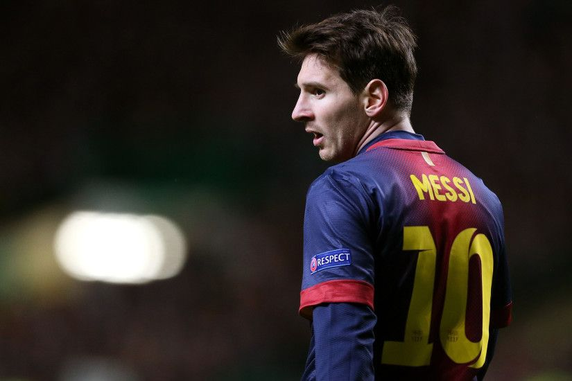 2560x1440 Sports / Lionel Messi Wallpaper