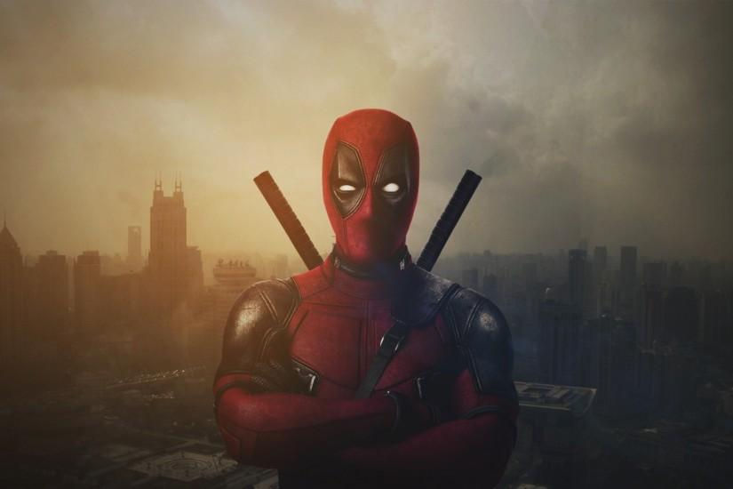 Deadpool Wallpaper 00886