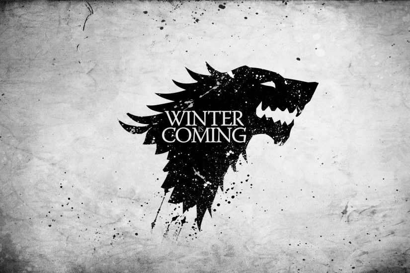 A Song Of Ice And Fire, Game Of Thrones, House Stark, Sigils,