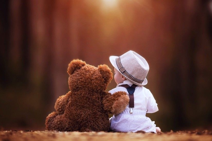 Cute Teddy Bear Wallpapers Wallpapertag