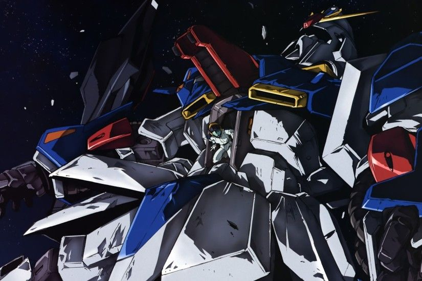 damaged gundam highres mecha mobile_suit_gundam space wallpaper  zeta_gundam… | Gundam, mecha, & armor | Pinterest | Mobile suit, Gundam and  Picture search ...