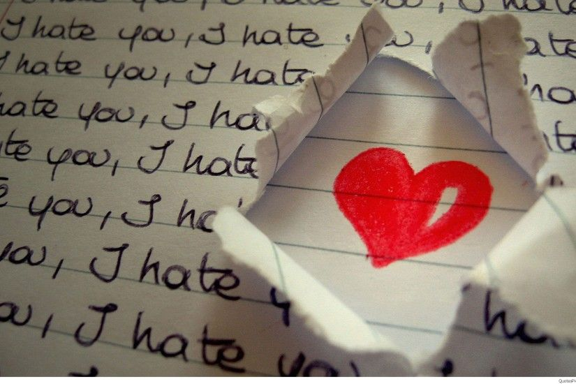 ... i-hate-you-broken-heart-love-wallpaper ...