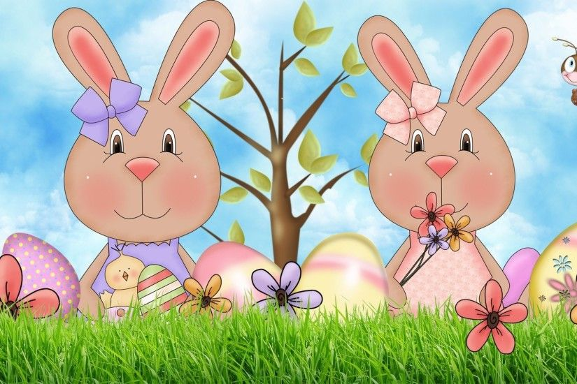 Cartoon Easter Wallpaper Related Keywords & Suggestions .