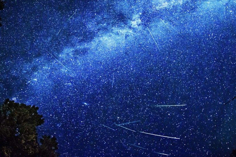 Meteor Shower October 2014