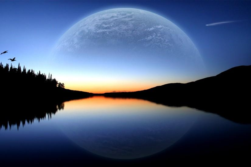 planet wallpaper 2560x1600 download free