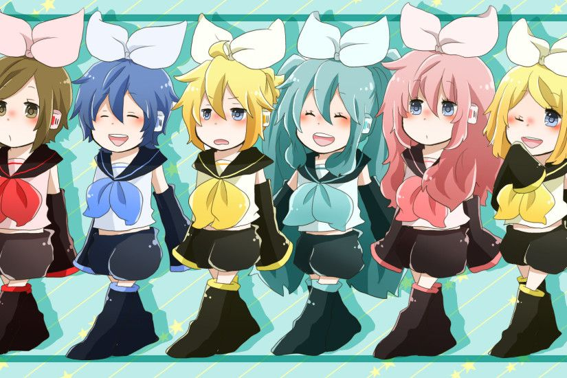 Anime Chibi Vocaloid Wallpaper 17887station.jpg