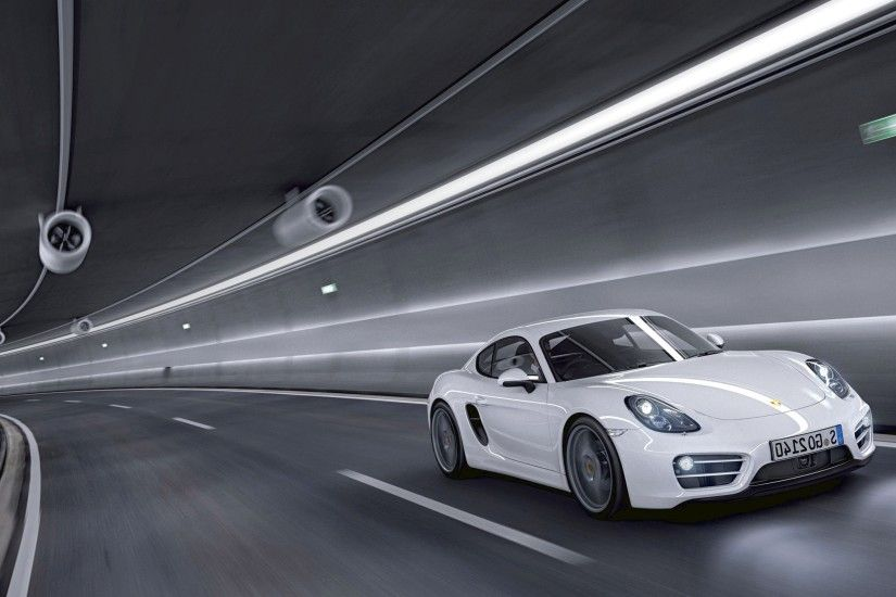 Iphone 6 Wallpaper Porsche Cayman White by Carpichd