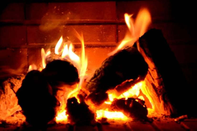 Fireplace 1920x1080 full HD Kaminfeuer