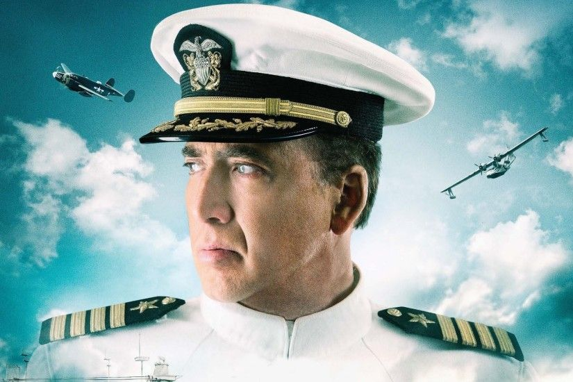 1920x1080 Wallpaper uss indianapolis men of courage, nicolas cage, captain  mcvay