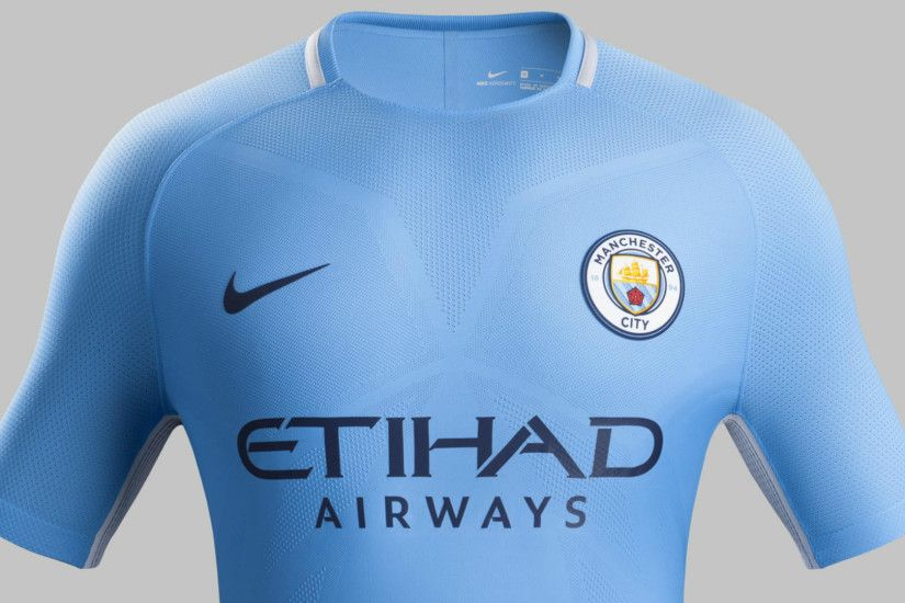 Manchester City New Home Kit 2017-18 ...