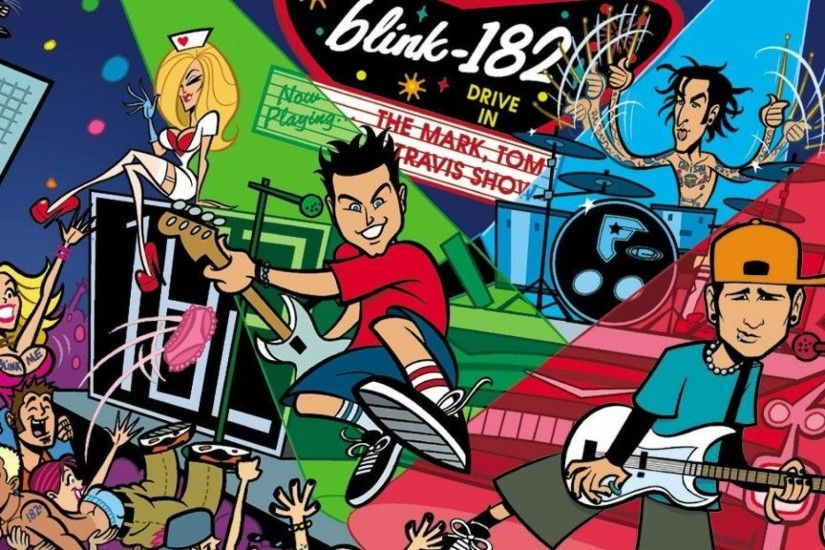 BLINK-182 pop punk alternative rock hard blink 182 wallpaper | 1920x1080 |  549210 | WallpaperUP
