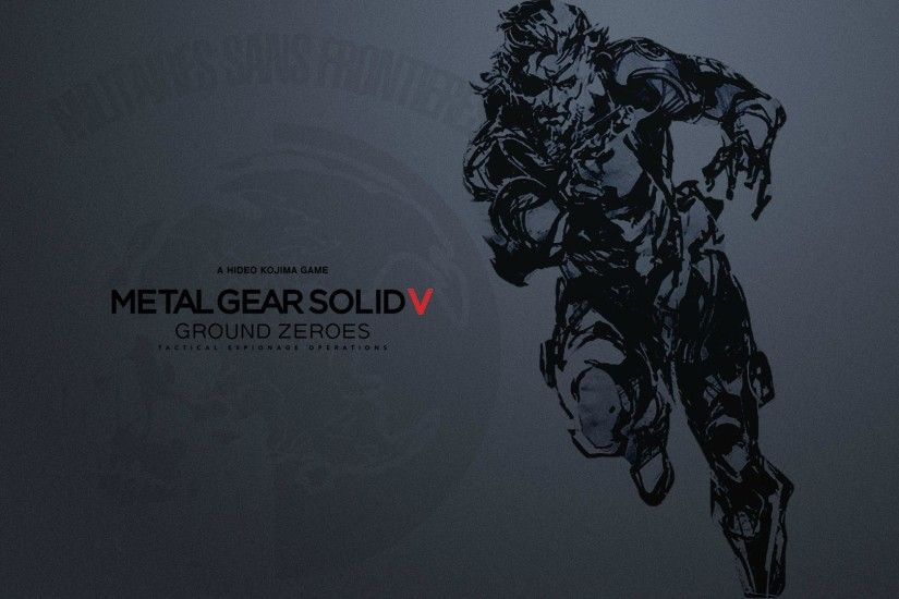 MGSV Wallpapers, Part II - Album on Imgur