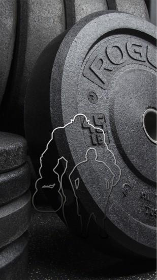 iPhone 6 gym wallpaper - fat to beast