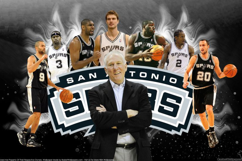 1920x1200 Free San Antonio Spurs desktop image | San Antonio Spurs  wallpapers