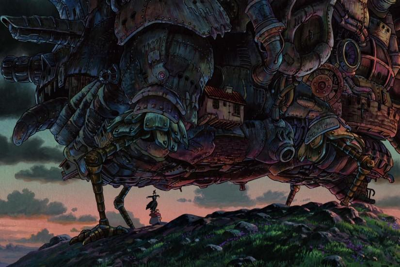 Gorgeous Studio Ghibli Wallpapers