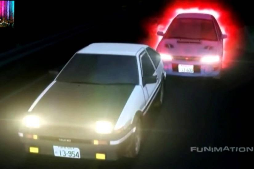 Initial D AMV - AE86 vs. WRX STI Type R - Express Love