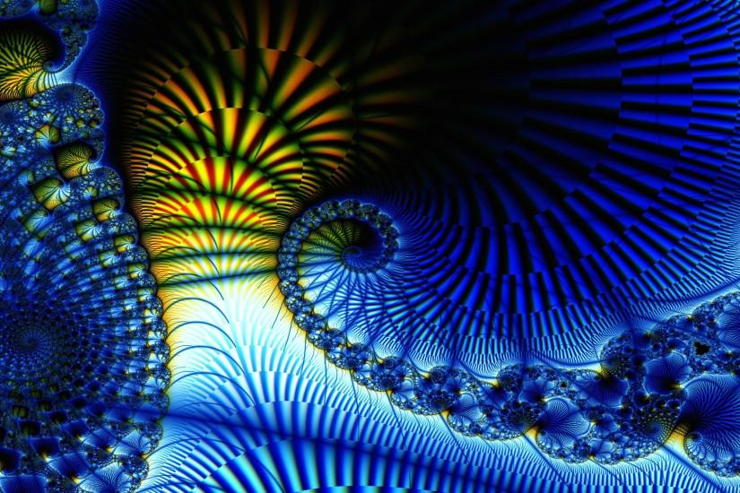 top fractal wallpaper 2560x1600