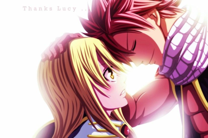lucy heartfilia and natsu dragneel fairy tail anime hd wallpaper 1920 .
