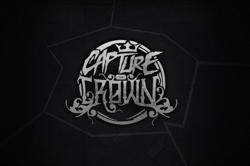 Metalcore, Capture The Crown, Typography, Minimalism Wallpapers HD /  Desktop and Mobile Backgrounds