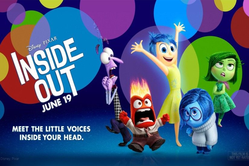 Inside Out Movie Wallpaper