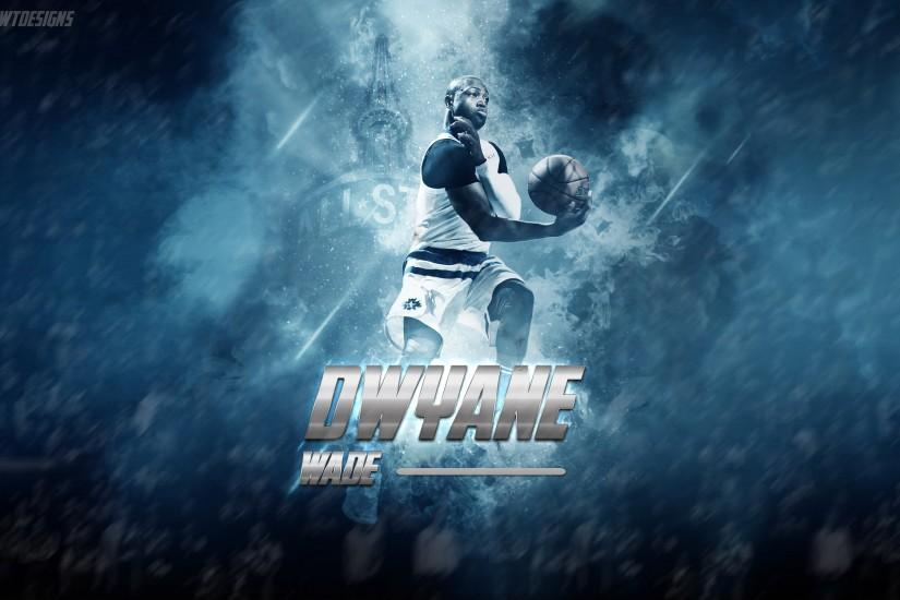 Dwyane Wade 2016 NBA All-Star 2880x1800 Wallpaper