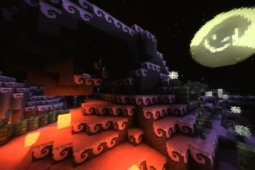 Minecraft Disney's Nightmare Before Christmas - Halloween Town