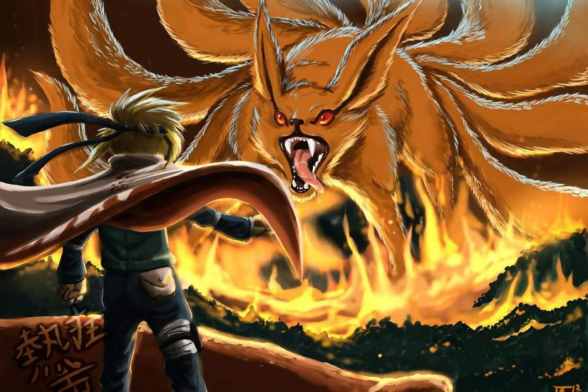 Kurama Naruto Nine-Tails · HD Wallpaper | Background ID:215797