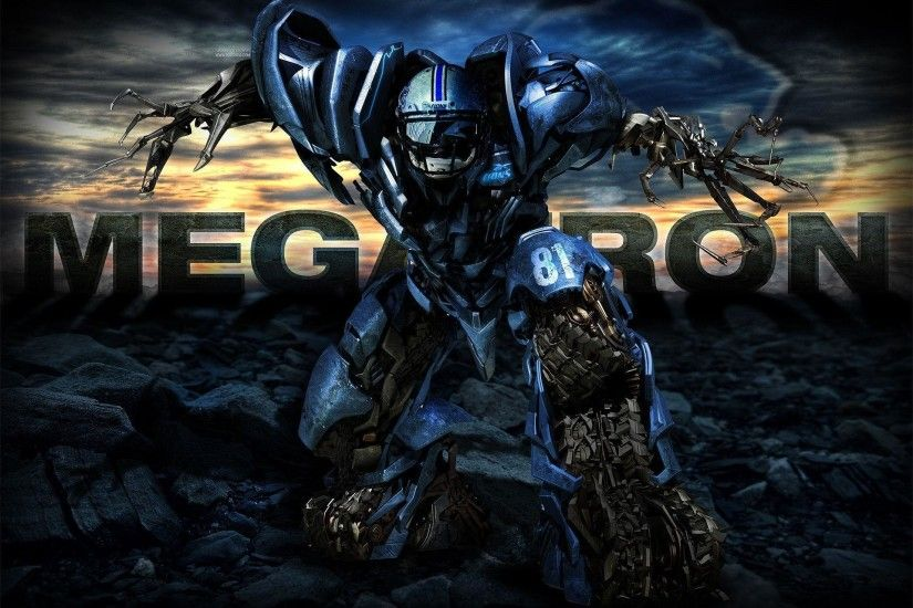 Calvin Johnson I Am Megatron Detroit Lions Wallpaper X