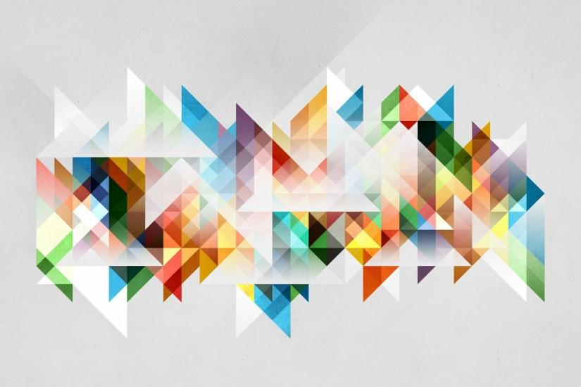 Geometric Wallpaper 9