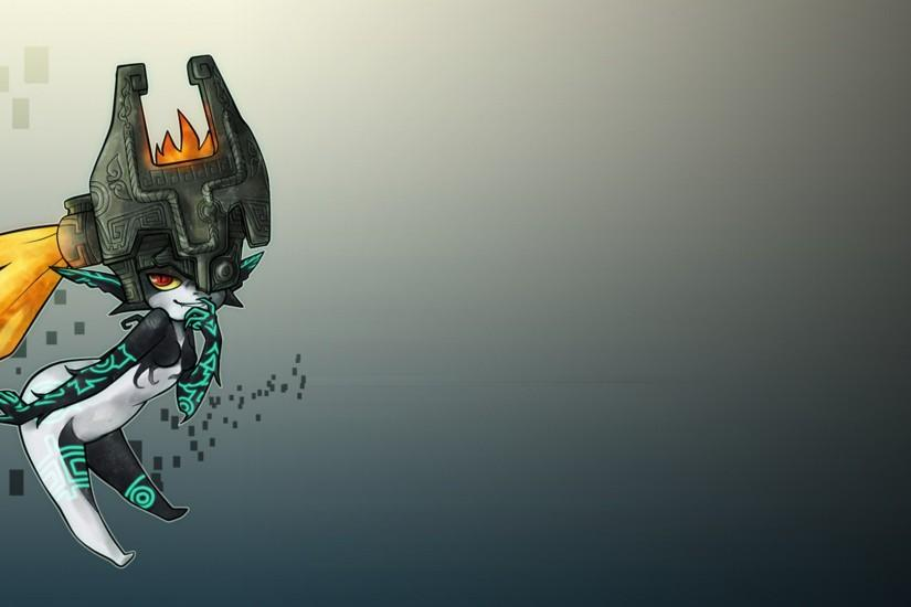 Anime 1920x1080 Midna The Legend of Zelda The Legend of Zelda: Twilight  Princess