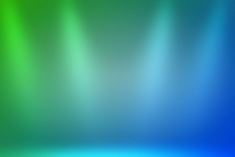 Green & Blue Background