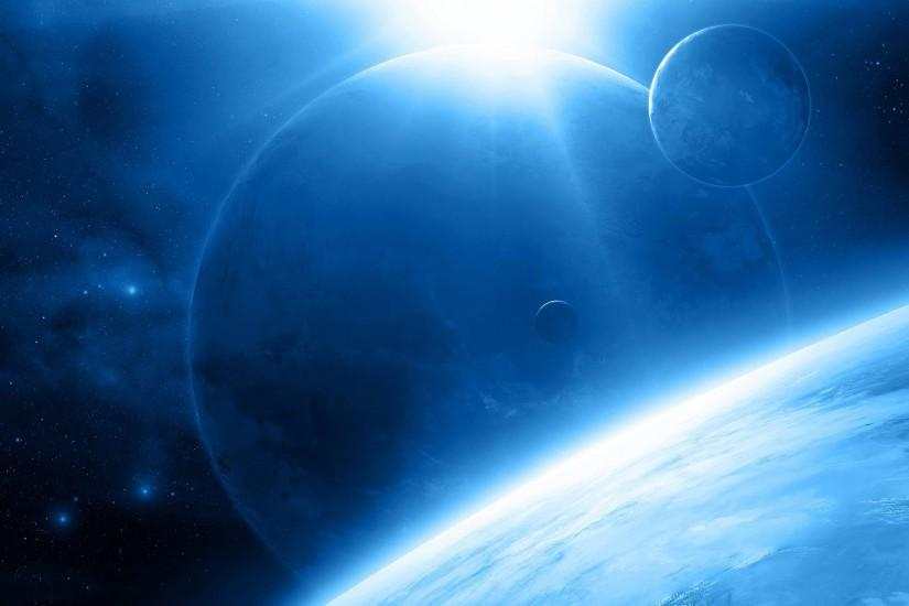Blue space Wallpapers | Pictures