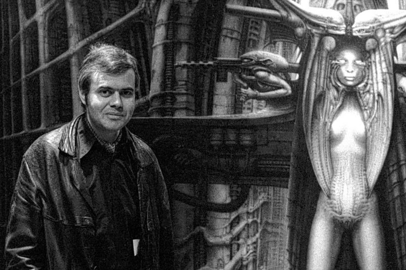 HR Giger: Artist hailed for his surrealistic creatures in nightmare  landscapes who won an Oscar for his work on 'Alien' | The Independent