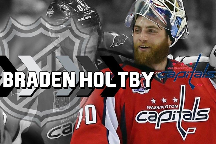 Capitals Sign Braden Holtby to 5-Year, $30.5 million Extension (NHL Free  Agency) - YouTube