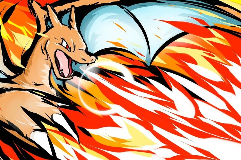 Awesome Charizard Flame New Wallpaper Wallpaper