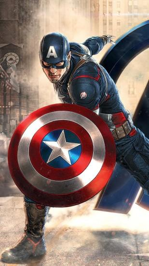 captain america wallpaper 1080x1920 large resolution