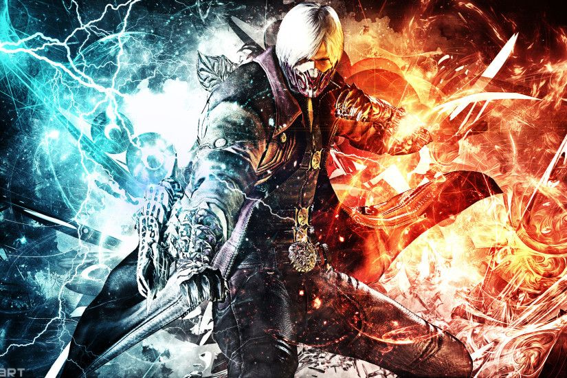 ... New Fine Devil May Cry 100% Quality HD Background Images ...