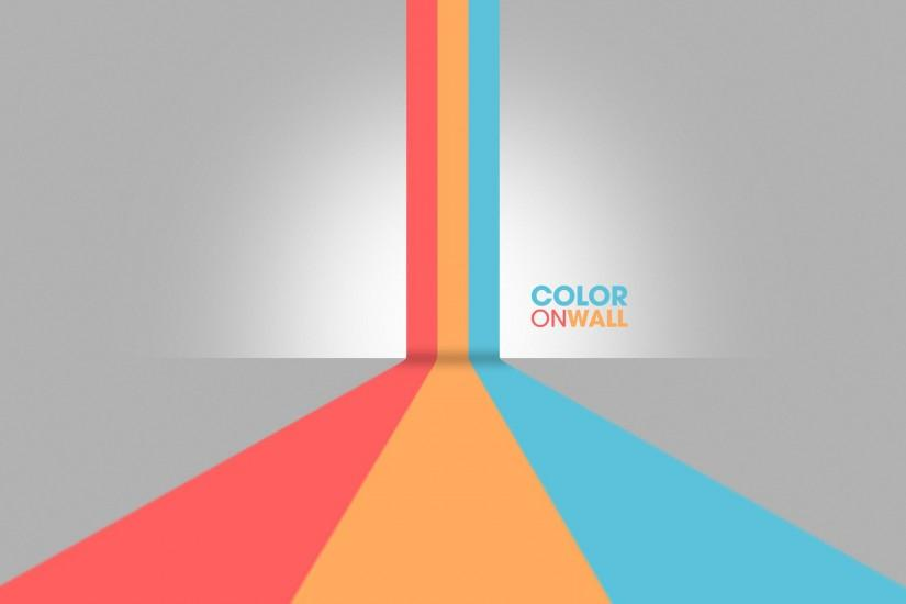 Theme Bin» Blog Archive » Color On Wall HD Wallpaper