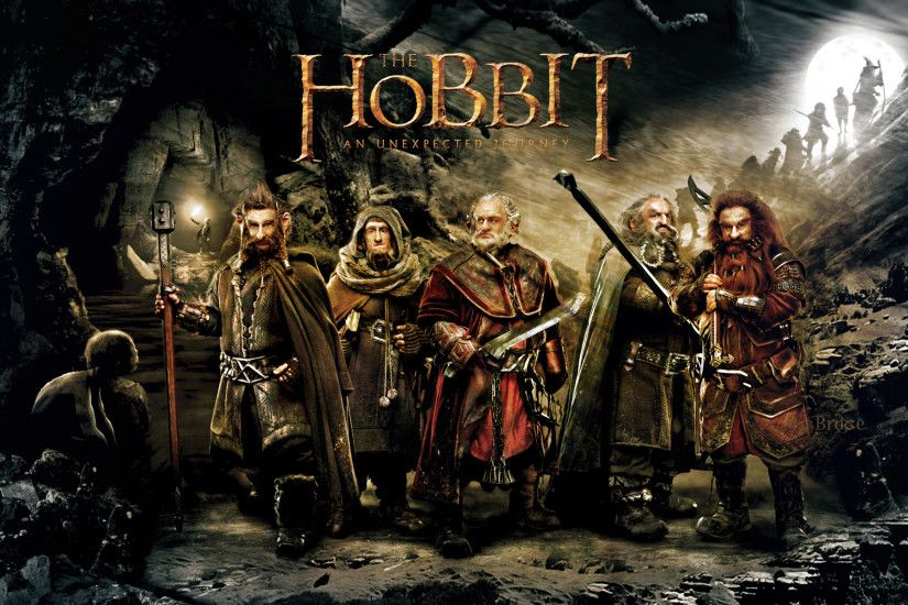 Movie - The Hobbit: An Unexpected Journey Wallpaper